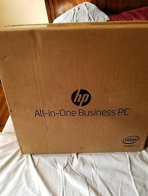 NEW HP 2TB98UT#ABA EliteOne 1000 G1 27-in 4K UHD All-in-One Business PC i5-7500