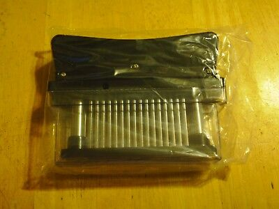 DHENG XL MEAT TENDERIZER BLADED TOOL CHICKEN BEEF ETC. nib