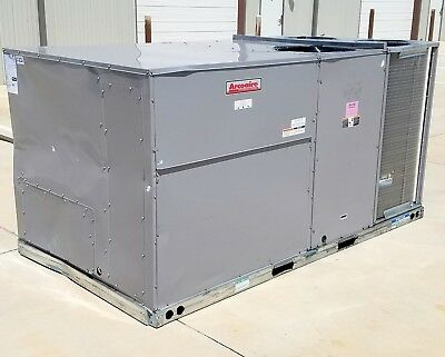 Icp Arcoaire 15 Ton Packaged Air Conditioner With Gas Heat, 460V 3 Ph - New 504
