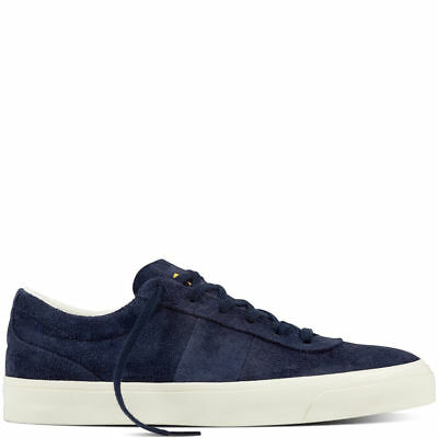 $85 Women's Size 6 Converse One Star Blue Suede OX Low Top Shoes Leather