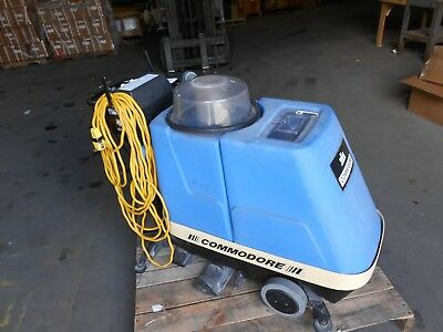 WINDSOR INDUSTRIES COMMODORE CARPET EXTRACTOR MDL# CMD 15A 115V USED 244 hours