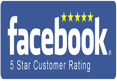 give you 20 Facebook five star rating on your fan page