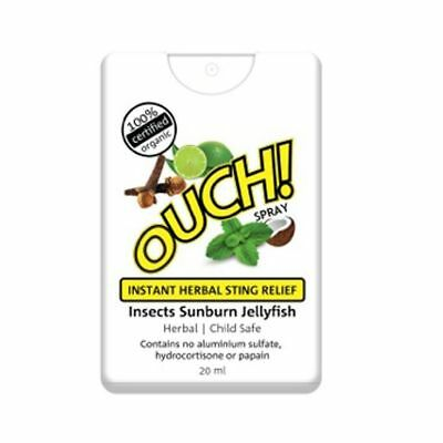 Ouch! Instant Herbal Sting Releif