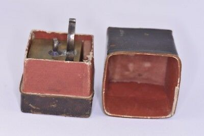 Late 18th to Early 19th Century Scarificator Bleeder 16 Blades with Custom Case