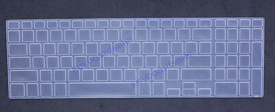 keyboard cover skin For Dell Inspiron 15 3000 3541 3542 3543 3558 3559 series