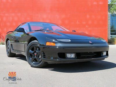 1991 Mitsubishi 3000GT 2dr Coupe VR-4 Twin Turbo 1991 Mitsubishi 3000gt VR4 Twin Turbo AWD, Manual Trans, Leather, Loaded 1 Owner