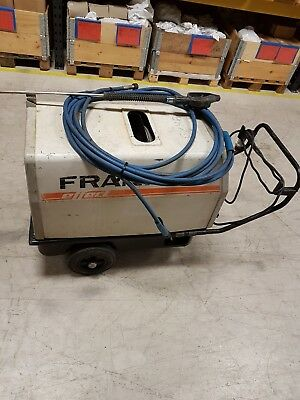 FRANK HW917DMP Steam Cleaner Hot and Cold Pressure Washer