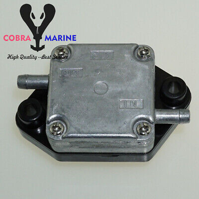 Fuel Pump Assy for Yamaha 4-Stroke 4HP F4 F4A F4M Outboard Motor 67D-24410-02-00