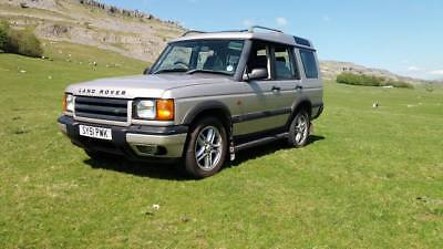 2001 landrover Discovery 2 TD5 GS (12 Month MOT)