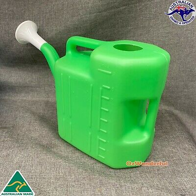 10L Big Watering Can Watering Flowers Plant Garden Tools Plastic Blue