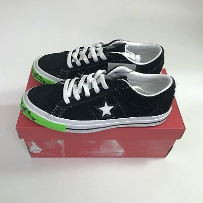 CONVERSE ONE STAR Mid Yung Lean Toxic - Size UK5 - £199.99  dddca1d52