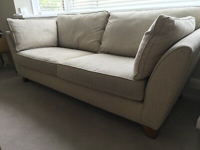 Marks And Spencer 3 Seater Barletta Sofa