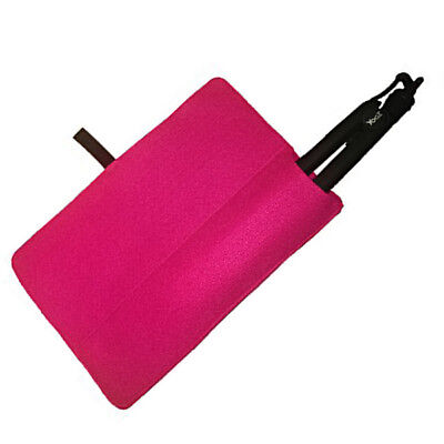 Cerise Heat Proof Pouch Travel Mat for Hair Straightener for Travel & Storage