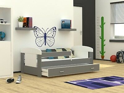 Single Bed for Kids Children's +Mattress +Drawer and Free Shipment SELLOUT HIT!
