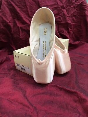 Bloch Serenade S0131 Ballet Pointe Shoes Size 3C, Brand New
