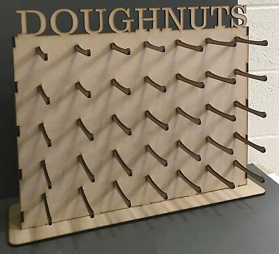 Y275 Donut Wall Holds 35/105 Candy Sweet Cart Ferris Wheel 71cmx53cm With Stand