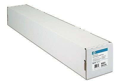 NEW HP Coated Paper-610 mm x 45.7 m (24 in x 150 ft) free shipping
