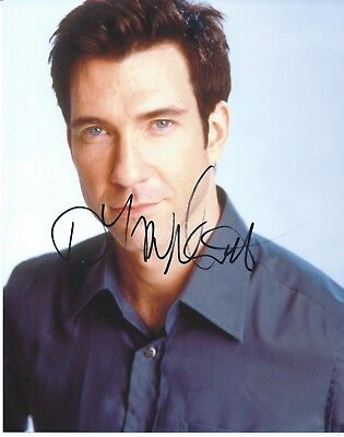 "DYLAN MCDERMOTT Hand Signed Autographed 8x10"" Photo w/COA - THE PRACTICE"