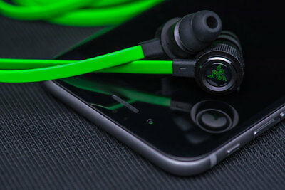 Razer Hammerhead iOS In-Ear Headphone,  RZ04-02090100-R3U1