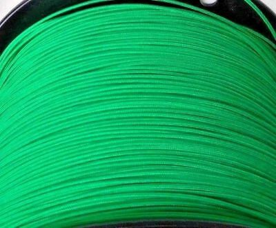 1.8MM X 10M Green Dyneema® Fiber Synthetic Fishing Winch Marine rope tens: 400kg