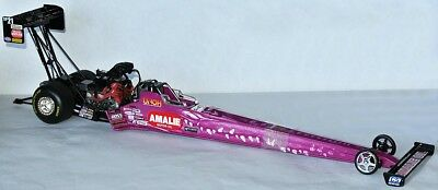 NHRA TOP FUEL DRAGSTER 2013 * AMALIE / SHE 4 LIFE * Terry Mcmillen - 1:24 lim