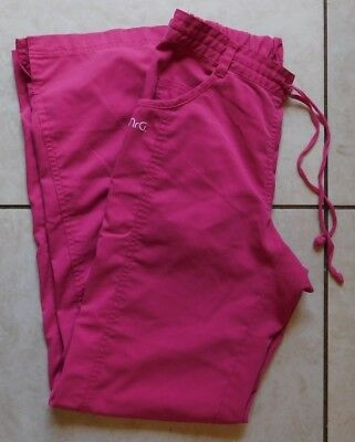 NRG by Barco Scrub Pants / Size Extra Small / Style #3207 / Pink