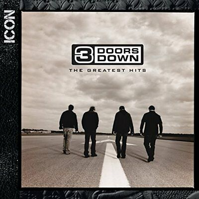 3 Doors Down - Icon The Greatest Hits New Cd