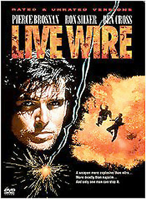 Live Wire Contains R-Rated and Unrated Version DVD NEW factory sealed