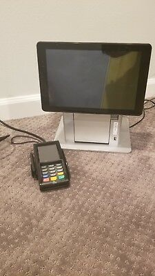 iConnect/ Franpos ICR T635-D31 with Credit Card Machine/chip reader