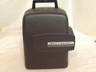 Vintage Bell & Howell Autoload Super 8 Film Movie Projector - Model 346A