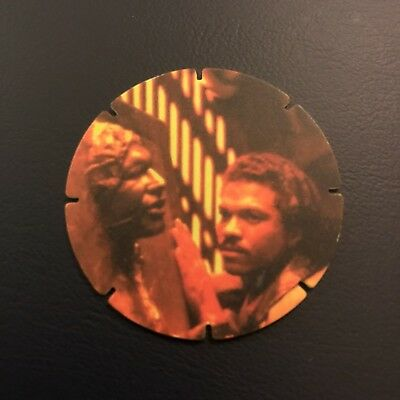 The Star Wars Trilogy Special Edition Tazo 1996 No. 24 Han and Lando