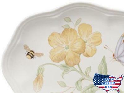 Lenox Butterfly Meadow Soap Dish, New, Free Shipping, New, Free Ship