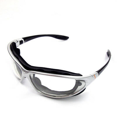 Harley-Davidson Motorcyle HD1300 Riding Safety Glasses   Anti-fog Clear Lens