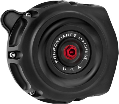 Performance Machine Vintage Air Cleaners for Indian Black Ops 0206-2133-SMB