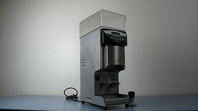 Nuova Simonelli Mythos Plus Commercial Espresso Coffee Grinder Excellent Working