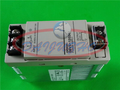 Omron New S8VS-12024 Power Supply 100-240V 24VDC