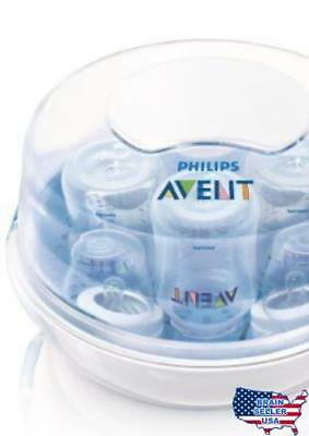 Philips AVENT Microwave Steam Sterilizer , New, Free Shipping, New, Free Ship