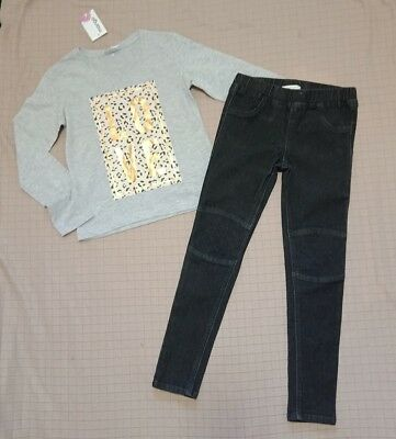 Girls Clothes size 10 outfit (New without Tags) inc Pumpkin patch
