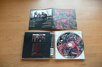 @ Cd Autopsy - Mental Funeral / Peaceville Records 2009 / Death Metal Usa