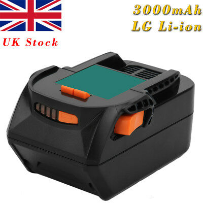 18V 3000mAh Li-ion Battery For RIDGID R840085 R840086 R840087 AC840085 R840084