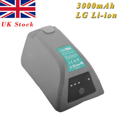 3000mAh 18V Li-ion Battery For Gardena 8025-20 Comfort 35 roll-up automatic Li
