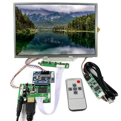 "HDMI LCD Controller Board With 10.1"" B101UAN01.A IPS 1920x1200 Touch Screen"