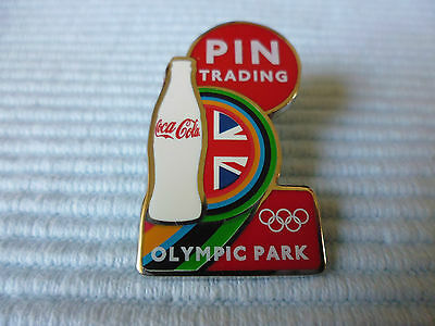 1 Coca Cola Olympia London 2012 Pin a