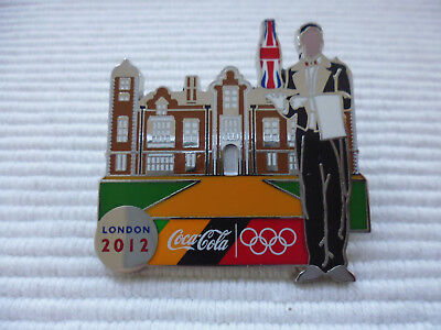 1 Coca Cola Olympia London 2012 Pin d