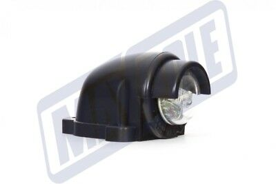 Universal Led Number Plate Lamp In Holder Trailer Ip68 10-30V Maypole Mp8229B