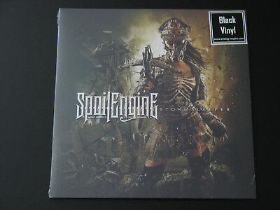 "SPOIL ENGINE ""Stormsleeper"" 2017 new OVP black Vinyl Gatefold EAN: 727361368517"
