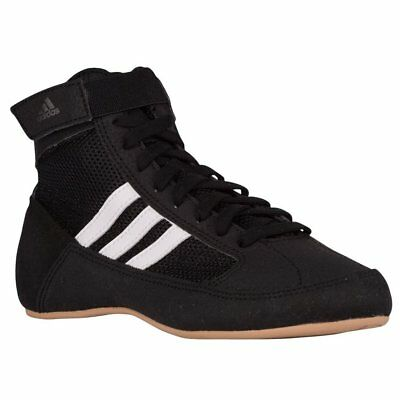 New Adidas Havoc HVC Kids Junior Boxing Wrestling Boots Trainer Shoes rrp £50