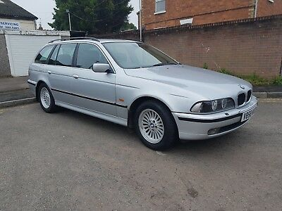 BMW 528i SE TOURING automatic/tiptronic   NO RESERVE AUCTION