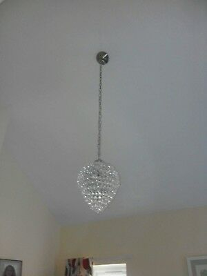 John lewis chandelier style pendant ceiling light 099 picclick uk john lewis chandelier style pendant ceiling light aloadofball Image collections