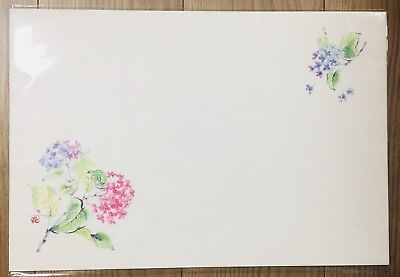 """10 sheets Place mat with Japan scene made from Japanese paper """"WASHI"""" (Japan)"""